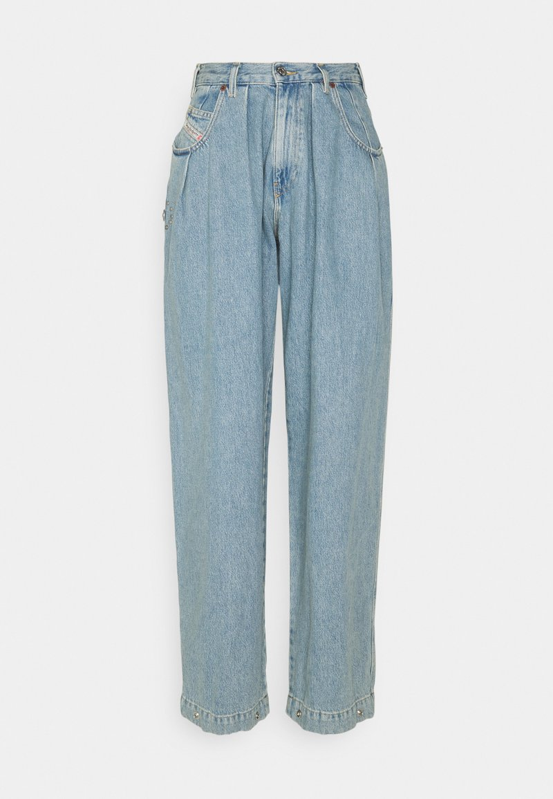 Diesel - D-CONCIAS-SP - Relaxed fit jeans - light blue