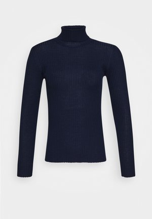 SLFCOSTA ROLLNECK - Jumper - maritime blue