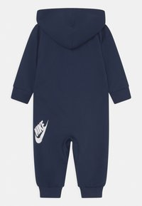 Nike Sportswear - ALL DAY PLAY COVERALL UNISEX - Jumpsuit - obsidian - 1