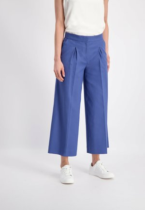 CULOTTE - Trousers - hellblau