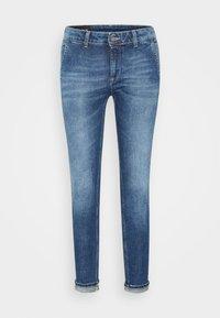 Dondup - MARGOT - Jeans Skinny Fit - blue denim - 3