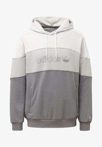 adidas Originals - BX-2O HOODIE - Hoodie - grey - 8