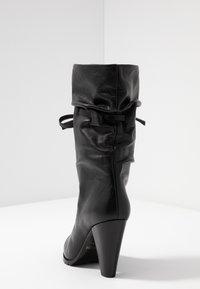 Day Time - KORA - Højhælede støvler - matrix nero - 5