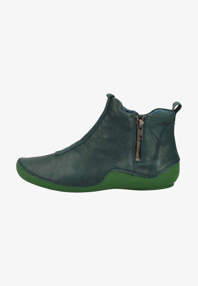 Classic ankle boots - pino/kombi 7000