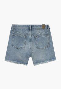 Kaporal - Denim shorts - light blue - 1