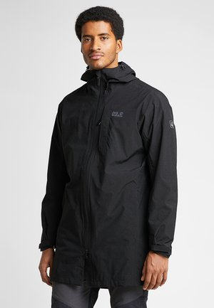 COAT - Hardshelljacke - black