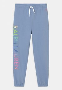 Polo Ralph Lauren - ATHLETIC - Pantalon de survêtement - chambray blue - 0