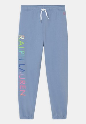 ATHLETIC - Tracksuit bottoms - chambray blue