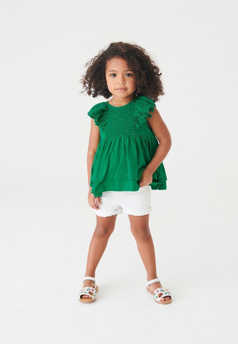 Next - Blouse - green