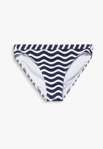MIT PRINT - Bikini bottoms - navy