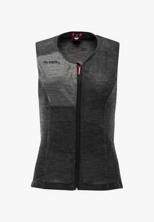 PROLAN - Waistcoat - dark grey