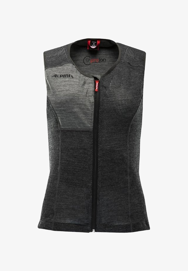 PROLAN - Bodywarmer - dark grey