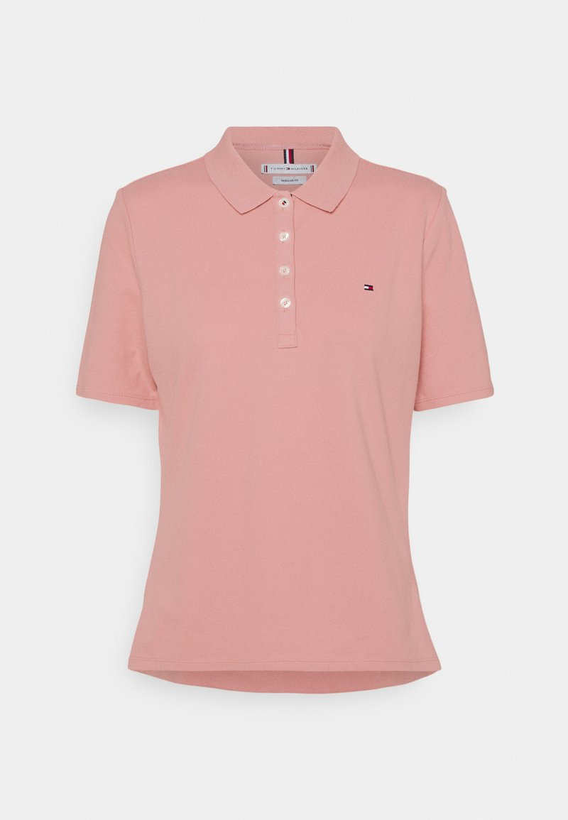 Tommy Hilfiger - ESSENTIAL - Polo shirt - soothing pink