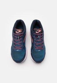 Joma - VITALY - Zapatillas de running neutras - blue/orange - 3