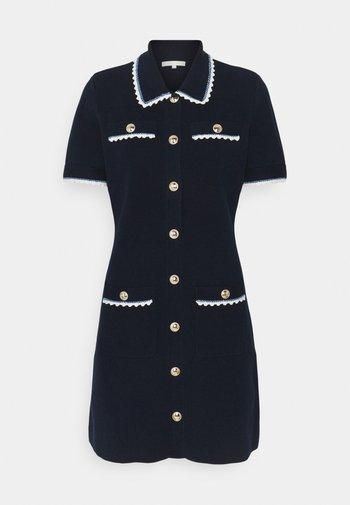 ROLIANO - Shirt dress - marine
