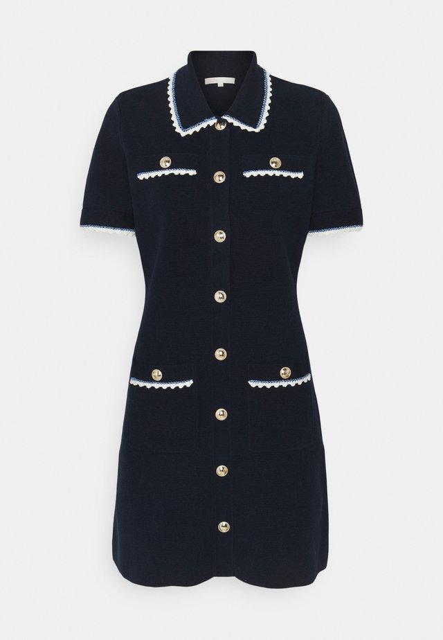 ROLIANO - Košilové šaty - marine