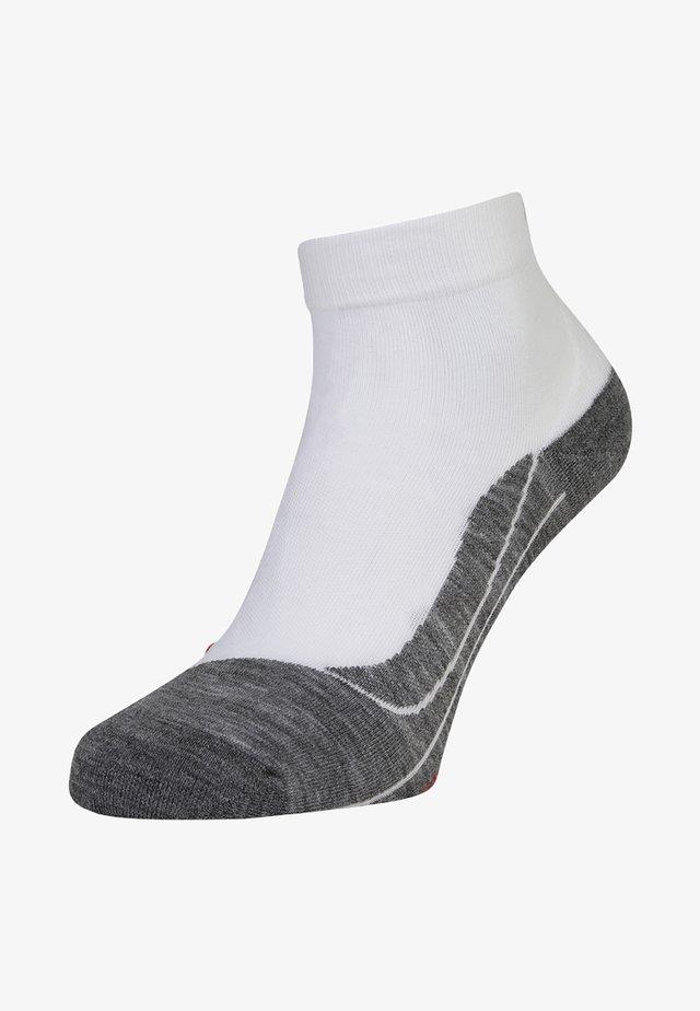 RU4  - Socks - white-mix