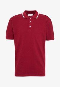 STEFAN - Polo shirt - bordeaux