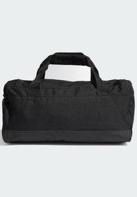 adidas Performance - ESSENTIALS LOGO DUFFEL BAG EXTRA SMALL - Sportovní taška - black - 1