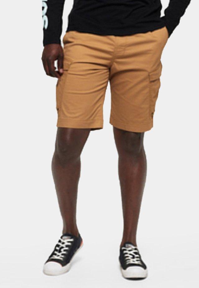 WORLD WIDE - Shorts - golden sand