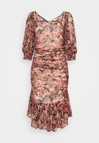 byTiMo - GEORGETTE GATHERS DRESS - Day dress - light pink - 4
