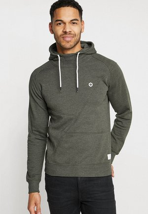 JCOPINN HOOD REGULAR FIT - Luvtröja - rosin melange