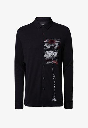 AARON - Košile - black