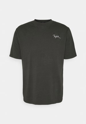 GAFTER UNISEX - Print T-shirt - raven