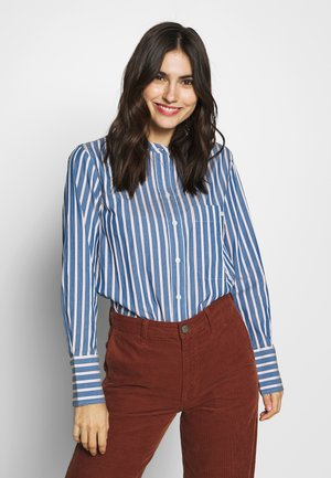 STAND UP COLLAR - Button-down blouse - multi