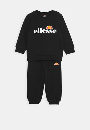 SIMMZ BABY SET - Felpa - black