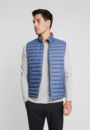 PACKABLE VEST - Waistcoat - blue