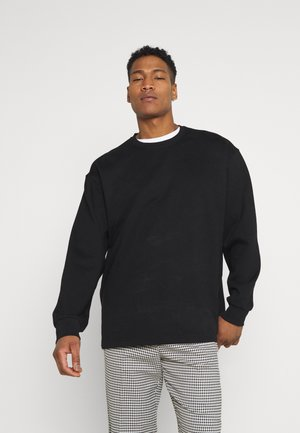 NATHAN - Sweatshirt - black