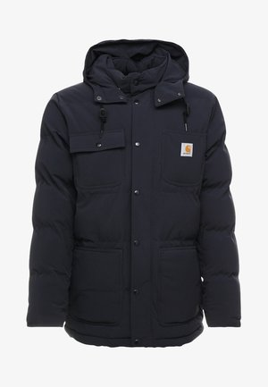 ALPINE COAT - Winterjacke - dark navy/hamilton brown
