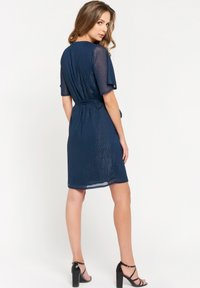 LolaLiza - Cocktail dress / Party dress - navy blue - 2