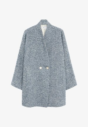 CATANIA - Short coat - blau