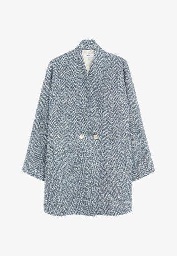 CATANIA - Short coat - blau