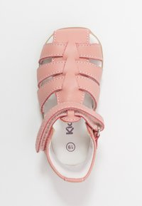 Kickers - BIGFLO - Baby shoes - rose clair - 1