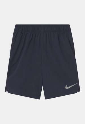 Sports shorts - midnight navy/white