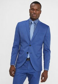 Selected Homme - SLHSLIM MYLOLOGAN SUIT - Oblek - insignia blue - 2