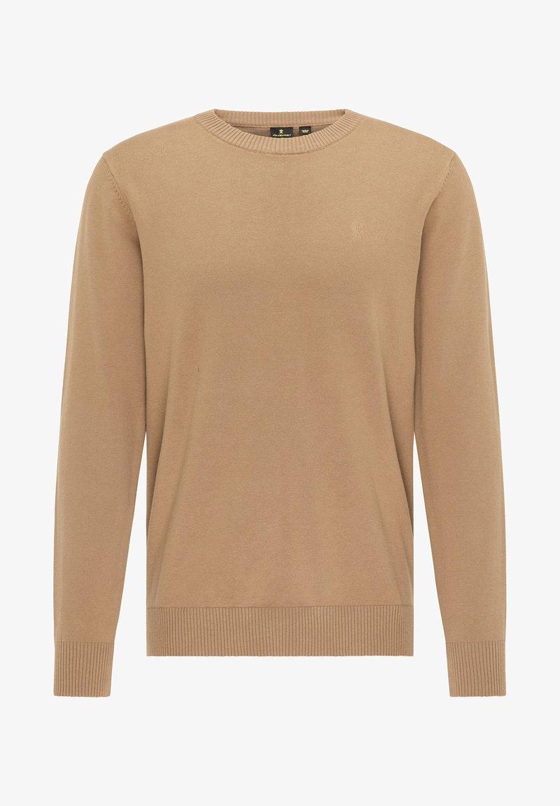 DreiMaster Sweatshirt - schwarz UcVEm2