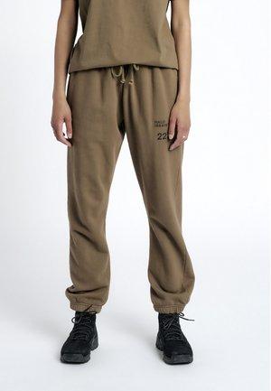Bukser - vintage brown