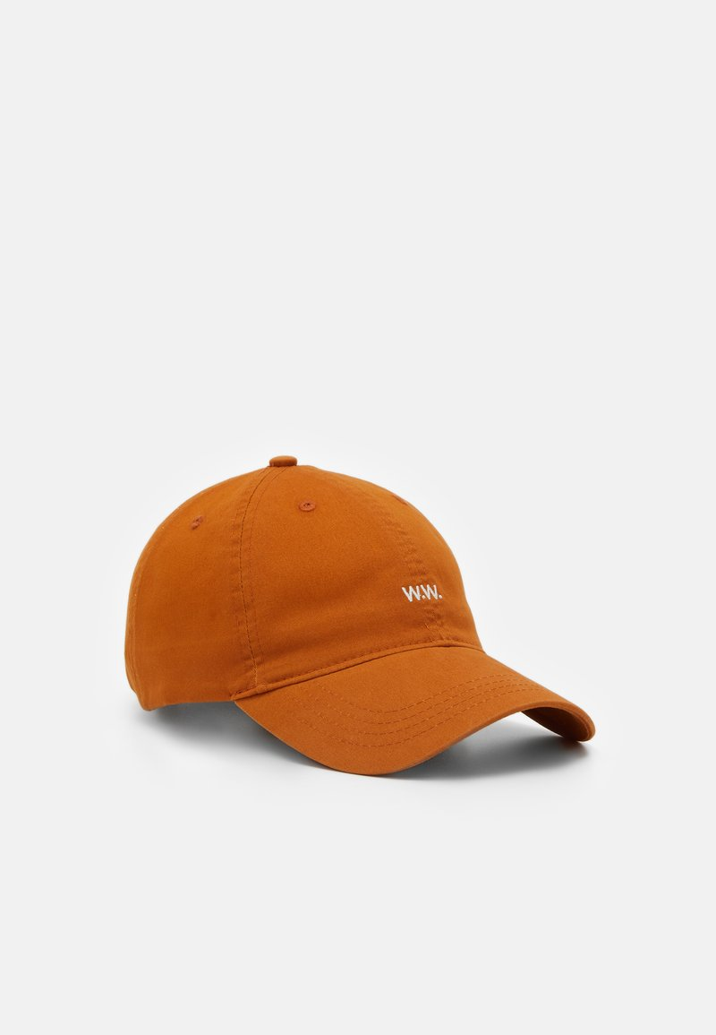 Wood Wood - LOW PROFILE - Cap - orange
