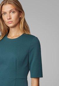 BOSS - DAXINE - Shift dress - dark green - 3