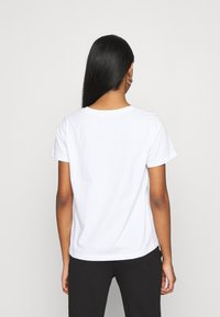 ONLY - ONLSYMBOL  - Print T-shirt - white/live by the sun - 2