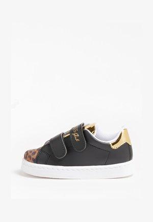 Sneakers basse - mehrfarbig schwarz