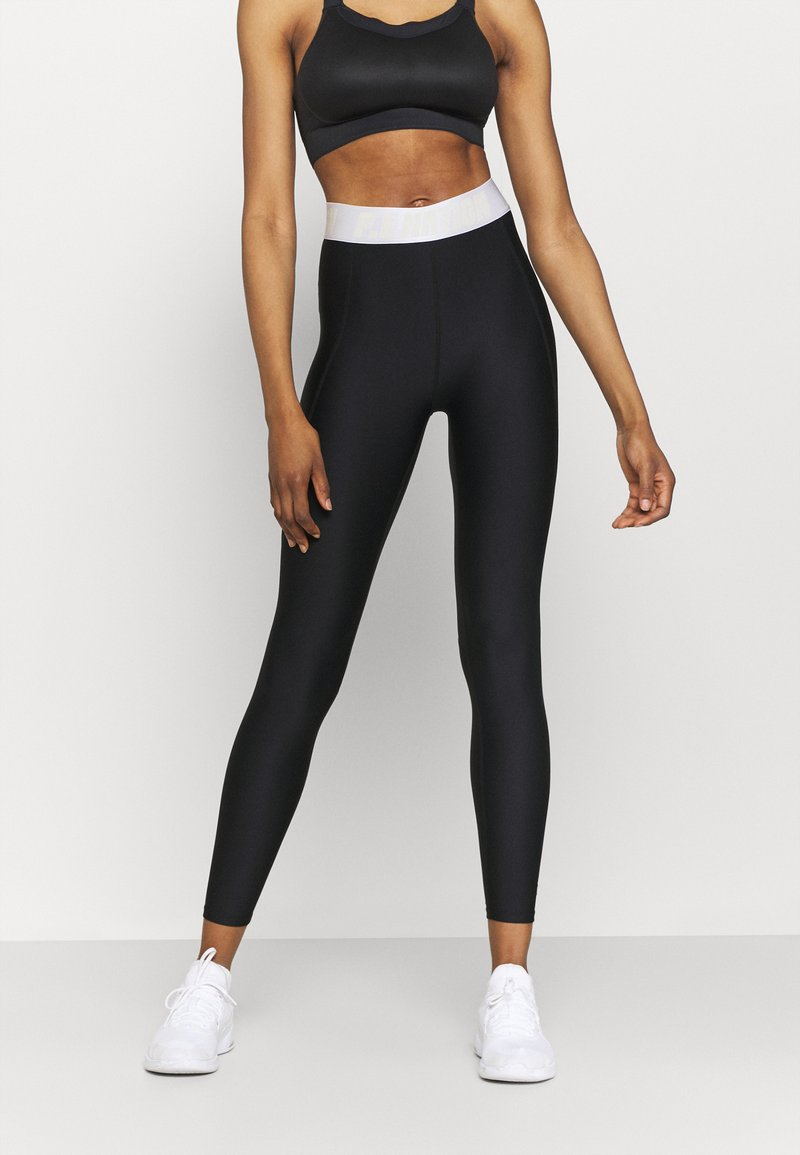 P.E Nation - FRONT RUNNER LEGGING - Leggings - black