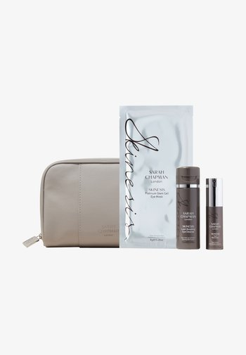 SKINESIS SKIN SOLUTIONS THE TIRED-EYE FIX - Skincare set - -