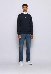 BOSS - WEEVO - Sweatshirt - dark blue - 1