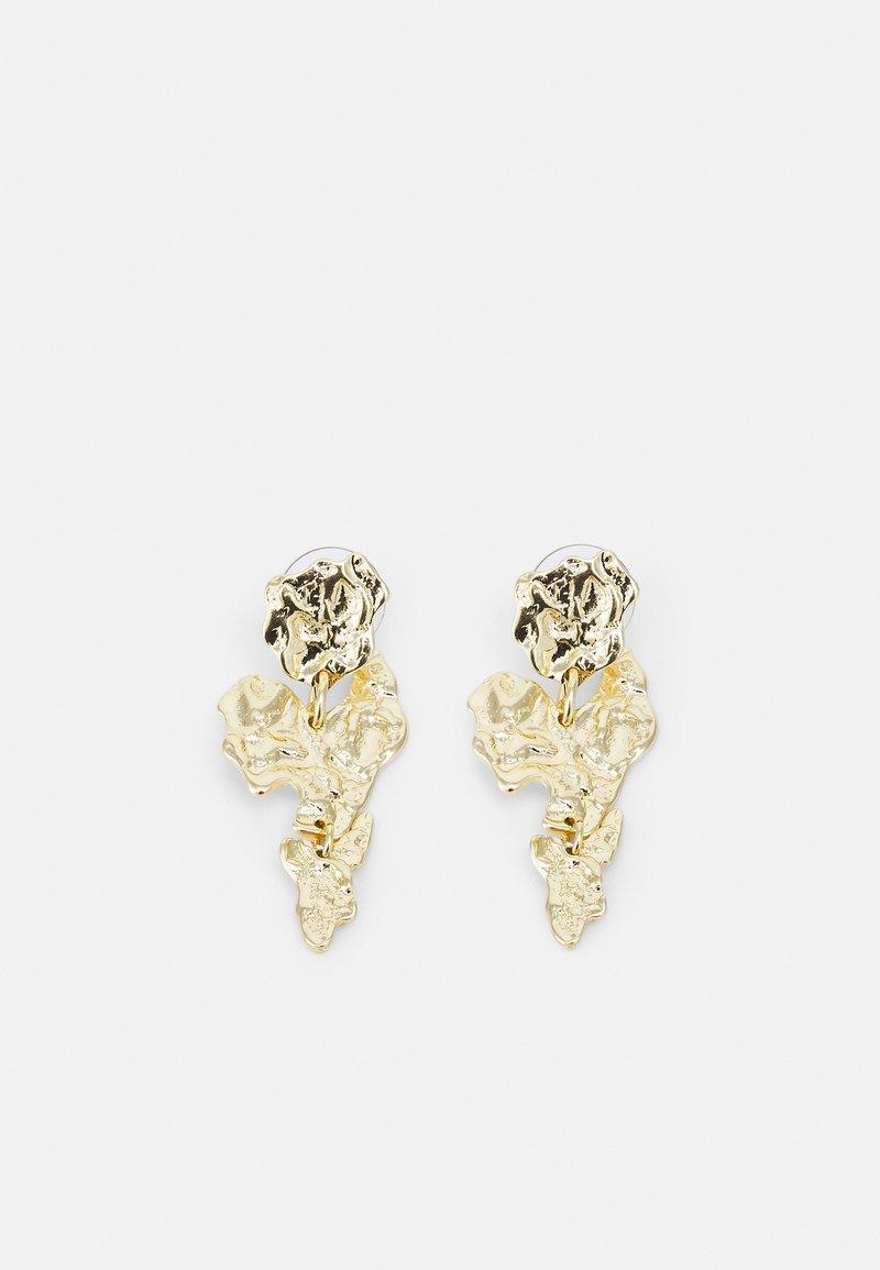 Pilgrim - EARRINGS HORIZON - Oorbellen - gold-coloured
