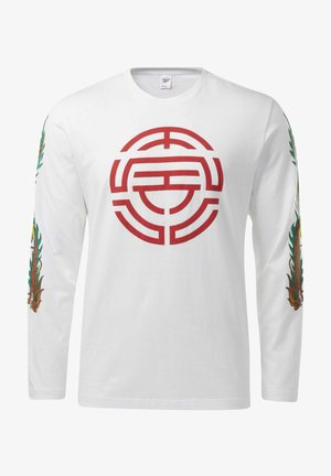 MINION CHINESE NEW YEAR LONG-SLEEVE TOP - Long sleeved top - white